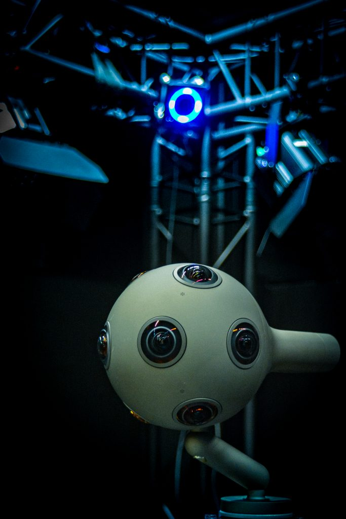 Nokia OZO at CIVIT laboratory