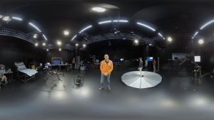 Professor Atanas Gotchev welcomes researchers to the new Tampere University and Laboratory of Signal Processing. 360 degree video by Rakka Creative at CIVIT
