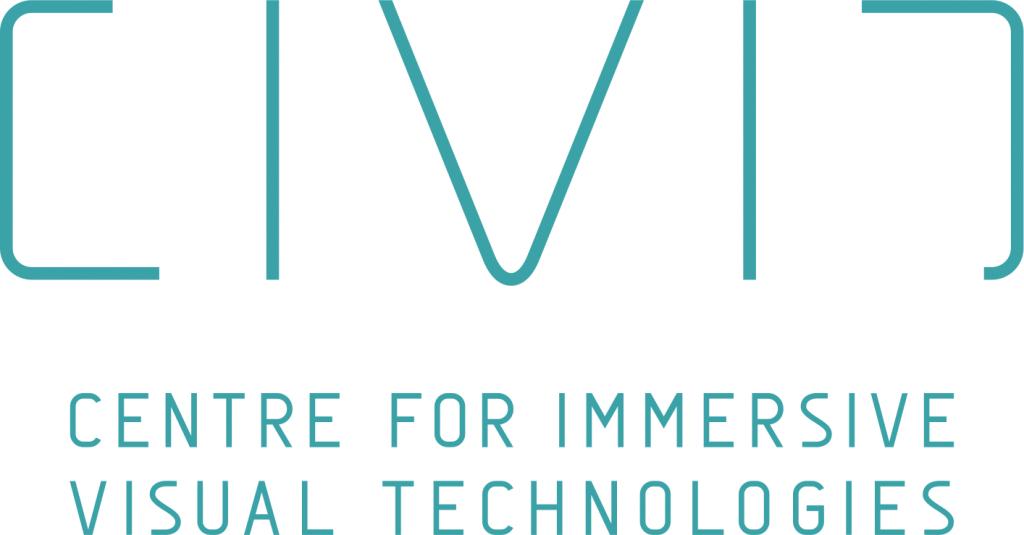 civit logo - centre for immersive visual technologies