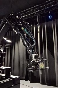 CIVIT equipment Kuka robotic arm