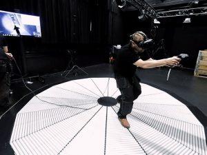CIVIT Omnideck - VR Treadmill by Omnifinity