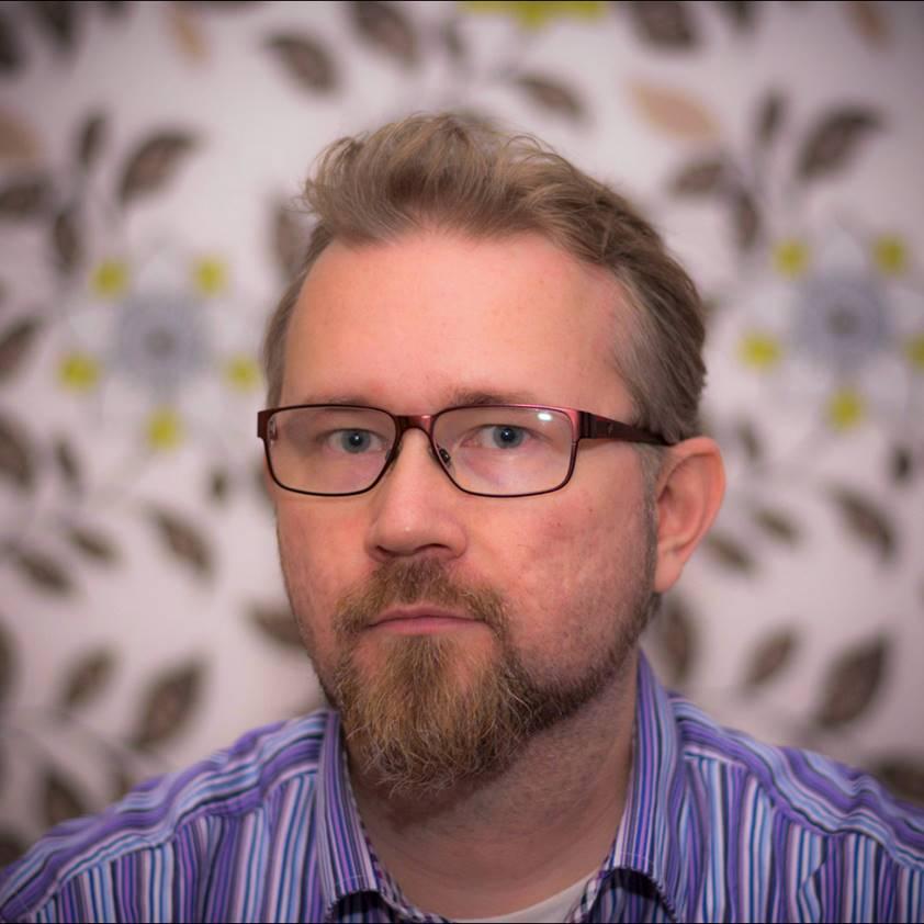 CIVIT Tech Day Speaker Mikko Karsisto from Keho Interactive