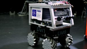 Robotic development platform CIVIT FIMA