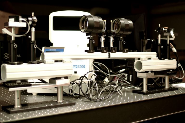 CIVIT light field evaluation setup - research facilities at Tampere University