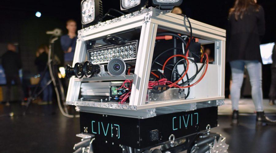 Robotic development platform CIVIT